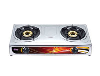 Abans Double Burner Gas Cooker