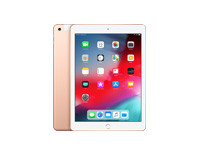 Apple iPad Wi-Fi + Cellular 128GB - Gold - 2018