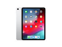 Apple iPad Pro 11 Wi Fi + Cellular 64GB - Silver - 2018