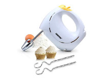 Geepas Hand Mixer/7Speed With Turbo -150W