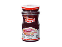 Edinborough Strawberry Jam Round Bottle 200g