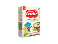 Nestle Cerelac Mix cervegw Milk 250g