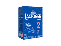 Nestle LACTOGEN COMFOPRO 2 Follow Up Formula with Iron 6-12 Months 350g