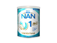 Nestle NAN HMO 1 Starter Infant Formula with Iron Birth to 6 Months 400g