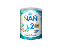 Nestle NAN HMO 2 Follow Up Formula with Iron 6-12 Months 400g