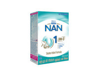Nestle NAN HMO 1 Starter Infant Formula with Iron Birth to 6 Months 350g