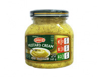 Edinborough 165g Mustard Cream Bottle