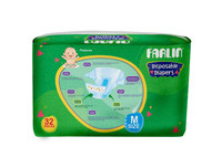 BDLP-FARLIN TAPE DIAPER MEDIUM (32 PCS)