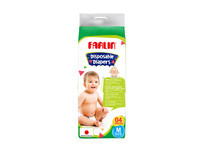 Farlin Tape Diaper Medium (4 Pcs)