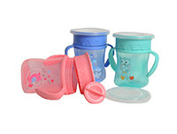 Kids Joy 360 Sippy Cup With Handle-Mix