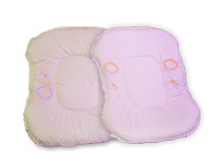 Kids Joy Baby Quilt Oval Shape (20x16)-Pink