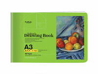 ProMate A3 Drawing Book 40P
