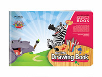ProMate A4 Drawing Book 80P