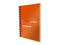 ProMate A4 Hardcover Flip-on Spiral Pad 100P