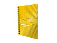 ProMate A5 Hardcover Flip-on Spiral Pad 100P