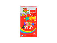 Mango Kidz Clay Strips 60g - 9 Colors Pack