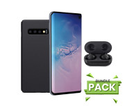 SAMSUNG GALAXY S10+ GALAXY BUDS + BACK COVER – BUNDLE PACK 8GB/128GB