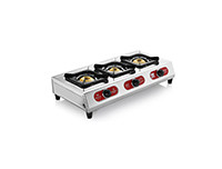 Butterfly Three Burner Gas Cooker - 17509