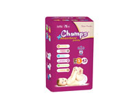 Champs High Absorbent Premium Pant Style Diaper Small 42pcs