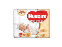 Huggies Ultra Soft Newborn 22