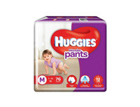 Huggies Wonder Pants Medium 76 Pcs