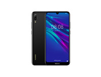Huawei Y6 2019 Black with Face Unlock