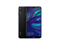 Huawei Y7 2019 Black with Face Unlock