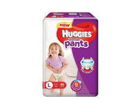 Huggies Wonder Pants Large 46pcs