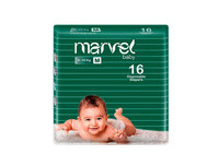 Marvel Baby Diapers Medium 16pcs