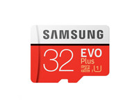 Samsung 32GB Evo Plus Memory Card MB-MC32G