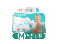 Mother's Choice Diaper Medium 32pcs
