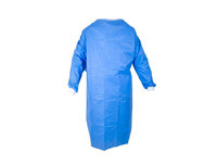 Non-Woven Disposable Wraparound Gowns