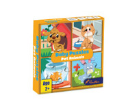 Panther Baby Puzzle - Pet Animal
