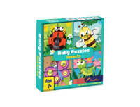 Panther Baby Puzzle - Insects