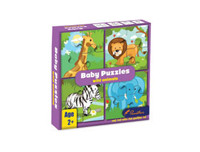 Panther Baby Puzzle - Wild Animals