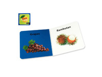 Panther Board Books My First - Fruits