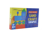 Panther Sand Craft - Shapes