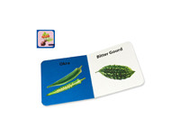 Panther Board Books My First - Vegetables