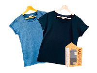 Paata Large Size T-Shirt Value Pack - Blue & Black