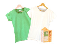 Paata Large Size T-Shirt Value Pack - Green & White