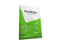 ProMate Photocopy Paper 70GSM A4 - 500 Sheets Pack