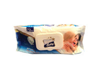 Royal Baby Wet Wipes 72pcs