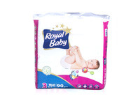 Royal Baby Fragranced Diapers Medium 90pcs
