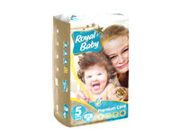 Royal Baby Premium Care Diapers Xl 64pcs