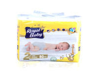Royal Baby Fragranced Diapers Small 80pcs