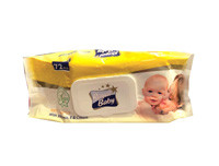 Royal Baby Wet Wipes With Vitamin E 72pcs