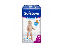 Soft Love Soft Comfort Diapers Xl 48pcs
