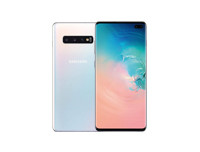 Samsung Galaxy S10+ 256GB - Prism White