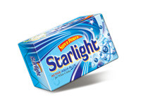 Starlight Laundry Soap Blue 115g - Aqua Blue