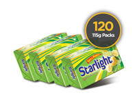 Starlight Laundry Soap Green 115g 120 Pack